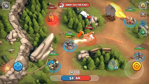 Pico Tanks Ekran Görüntüleri - 7