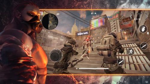 Project War Mobile Ekran Görüntüleri - 3