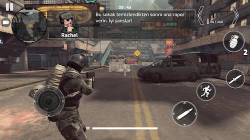 Project War Mobile Ekran Görüntüleri - 4