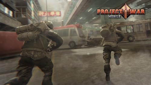 Project War Mobile Ekran Görüntüleri - 7
