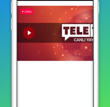 Tele1 TV Ekran Görüntüleri - 4