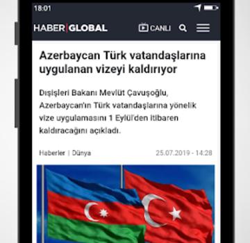 Haber Global Ekran Görüntüleri - 3