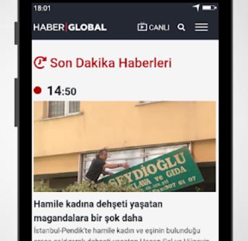 Haber Global Ekran Görüntüleri - 4