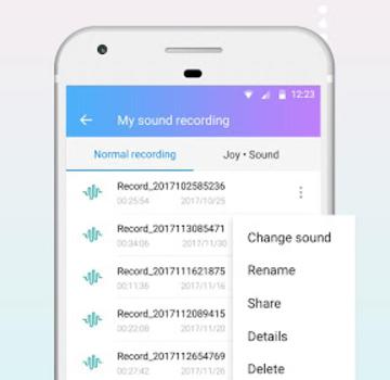 Sound Recorder Ekran Görüntüleri - 6