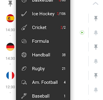 SofaScore LiveScore Ekran Görüntüleri - 2