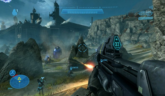 Halo Reach - 3