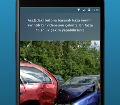 Mobil Kaza Tutanağı Ekran Görüntüleri - 11
