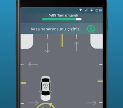 Mobil Kaza Tutanağı Ekran Görüntüleri - 12