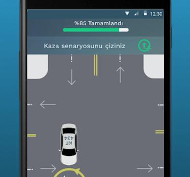 Mobil Kaza Tutanağı Ekran Görüntüleri - 19
