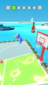 Basket Dunk 3D Ekran Görüntüleri - 1