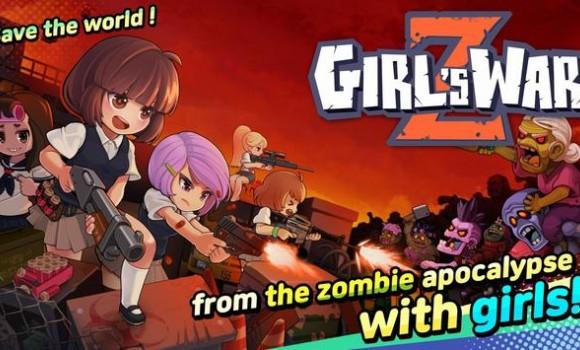 Girl's War Z Ekran Görüntüleri - 1