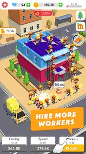 Idle Construction 3D Ekran Görüntüleri - 2