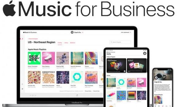 Apple Music For Business Ekran Görüntüleri - 3