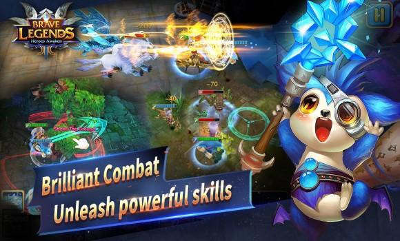 Brave Legends: Heroes Awaken Ekran Görüntüleri - 3