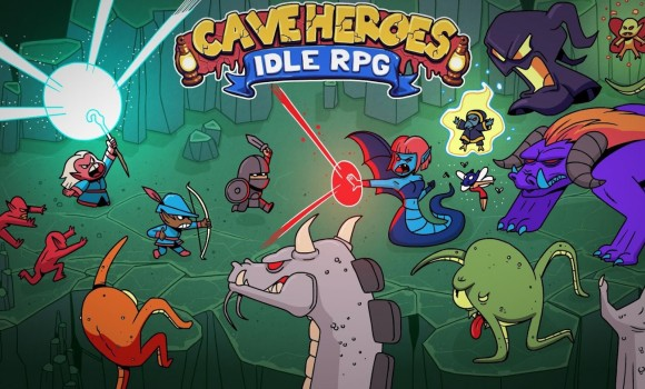 Cave Heroes Ekran Görüntüleri - 2