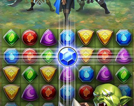 Dragon Strike: Puzzle RPG Ekran Görüntüleri - 3