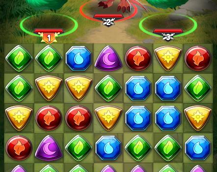 Dragon Strike: Puzzle RPG Ekran Görüntüleri - 1