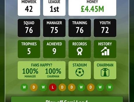 Football Chairman Ekran Görüntüleri - 2
