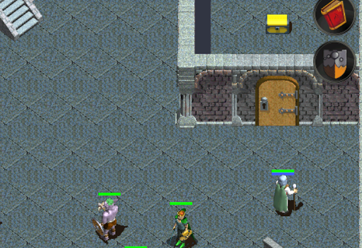Forgotten Tales RPG Ekran Görüntüleri - 2