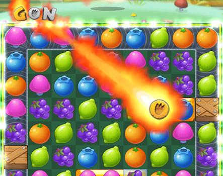 GON: Match 3 Puzzle Ekran Görüntüleri - 1