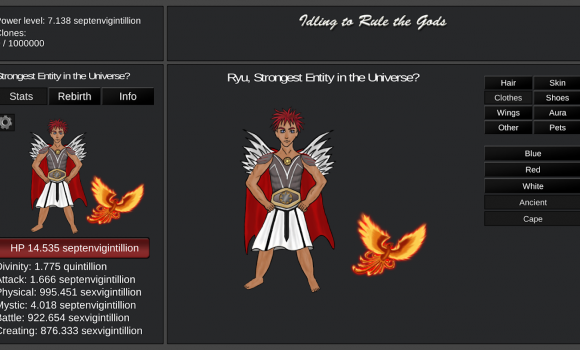 Idling to Rule the Gods Ekran Görüntüleri - 3