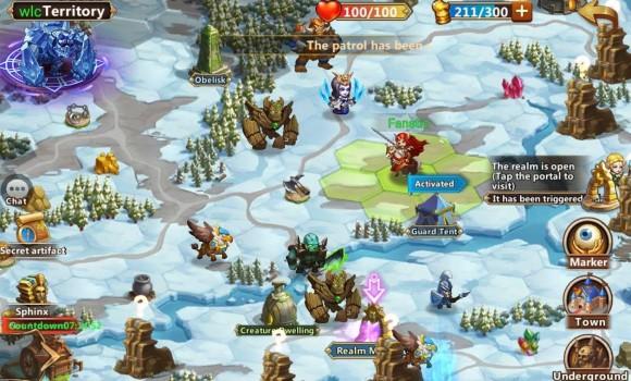 Might & Magic Heroes Ekran Görüntüleri - 1