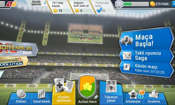 Panini FIFA 365 AdrenalynXL Ekran Görüntüleri - 2