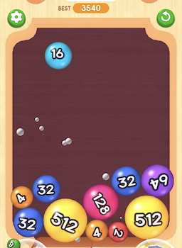 2048 Balls 3D Ekran Görüntüleri - 3