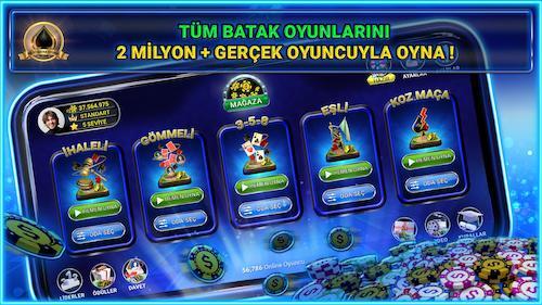 Batak Club Ekran Görüntüleri - 2