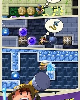 Diamond Quest: Don't Rush! Ekran Görüntüleri - 3