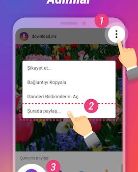 InsTake Ekran Görüntüleri - 2