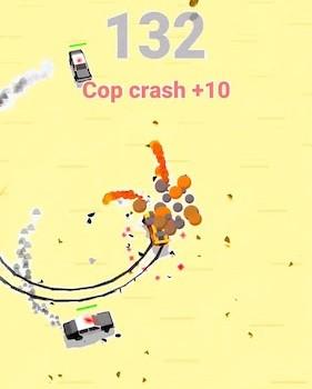 Police Drift Racing Ekran Görüntüleri - 1