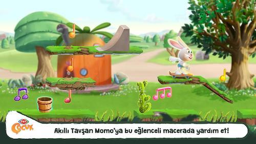 TRT Çocuk Akıllı Tavşan Ekran Görüntüleri - 1