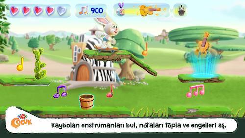 TRT Çocuk Akıllı Tavşan Ekran Görüntüleri - 2