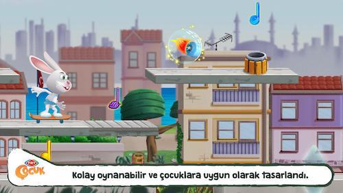 TRT Çocuk Akıllı Tavşan Ekran Görüntüleri - 4