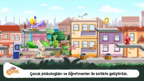 TRT Çocuk Akıllı Tavşan Ekran Görüntüleri - 5