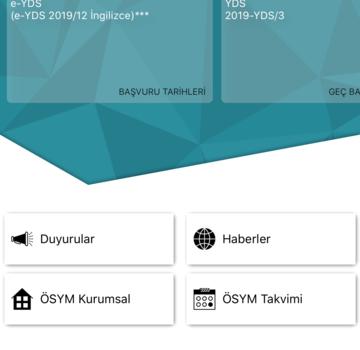 ÖSYM Görevli İşlemleri Sistemi Ekran Görüntüleri - 2