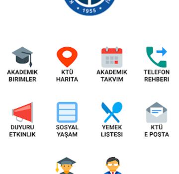 KTÜ Mobil Ekran Görüntüleri - 1