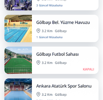 Spor İzle Ekran Görüntüleri - 3