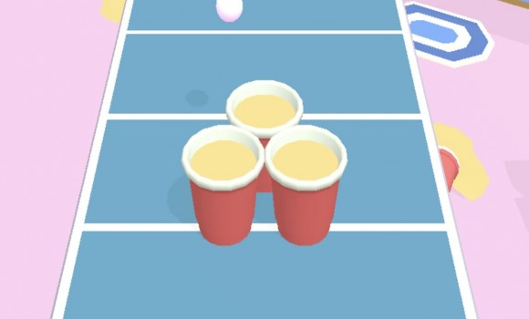 Pong Party 3D 3 - 3