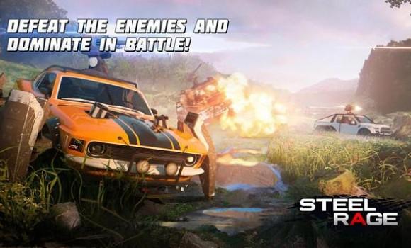 Steel Rage Ekran Görüntüleri - 1
