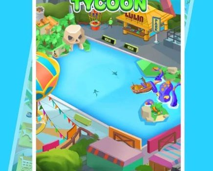Idle Park Tycoon Ekran Görüntüleri - 3