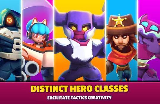 Heroes Strike Ekran Görüntüleri - 2