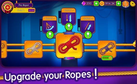 Rope Clash Ekran Görüntüleri - 2
