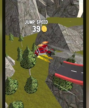 Stunt Truck Jumping Ekran Görüntüleri - 3