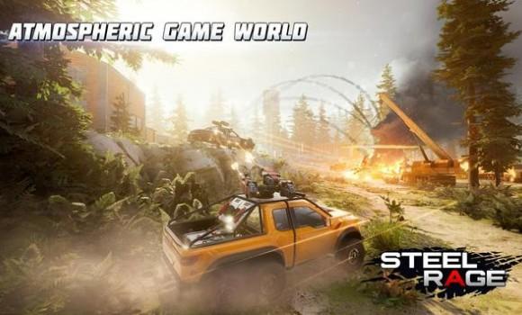 Steel Rage Ekran Görüntüleri - 3