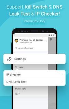 X-VPN Ekran Görüntüleri - 1