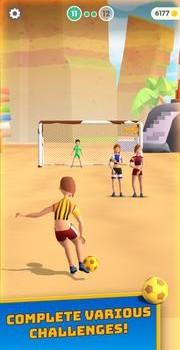 Flick Goal! Ekran Görüntüleri - 1