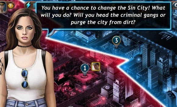 Sin City Detective Ekran Görüntüleri - 2