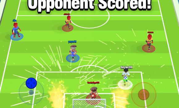 Soccer Battle Ekran Görüntüleri - 1